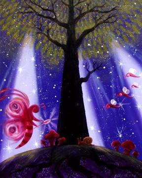 tuba ağacı