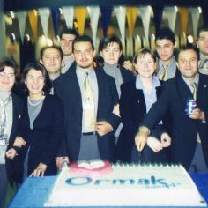 Tofaş, Ormak - 2000