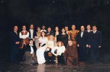 Migros, Taksim Sahnesi, Kral Lear -Edirne Migros Ekibi 1996